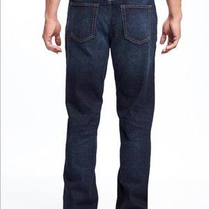 Old Navy men's loose jeans